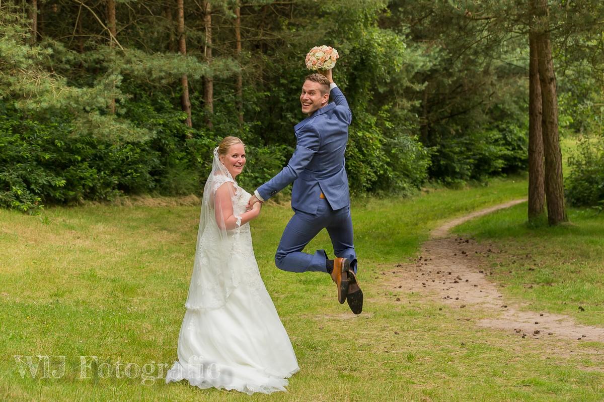 WIJ gaan trouwen!