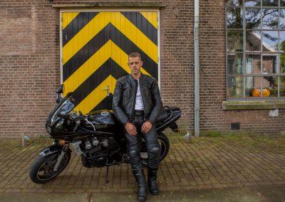 Motor shoot Evert Jansen