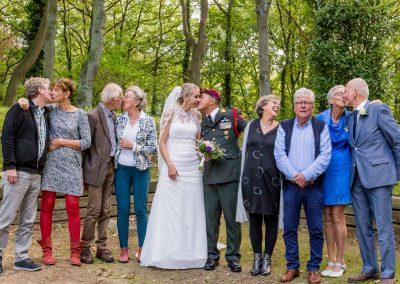 WIJ Fotografie -28 september 2018- Trouwdag Maurits & Jacobine