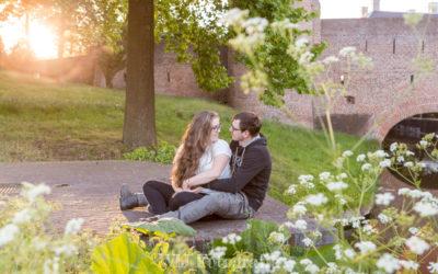 Loveshoot Amersfoort – Lydia & Ruben
