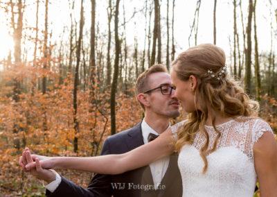 Huwelijk Manon & Wesley -14 december 2019 - WIJ Fotografie