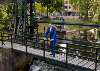 Bruidsreportage Amersfoort - Koppelpoort