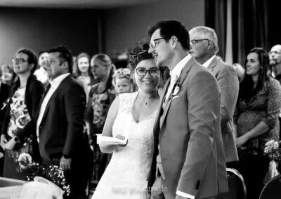 Kerkelijk huwelijk en huwelijksinzegening Heerde - WIJ Fotografie